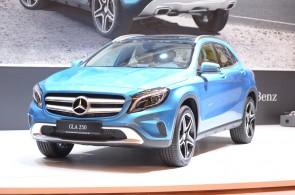 شركة الإمارات للسيارات تطلق سيارة مرسيدس- بنز GLA 2015 الجديدة كلياً في سوق أبوظبي